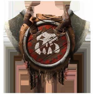 Orc war banner