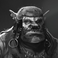 orc-face